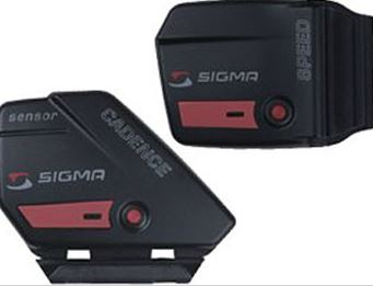 SIGMA SPEED & CADENCE TRANSMITTER BIKE 2