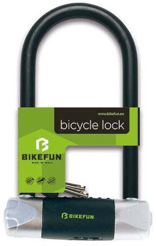 BIKEFUN FULL BACK U-LAKAT [165 X 320 mm]