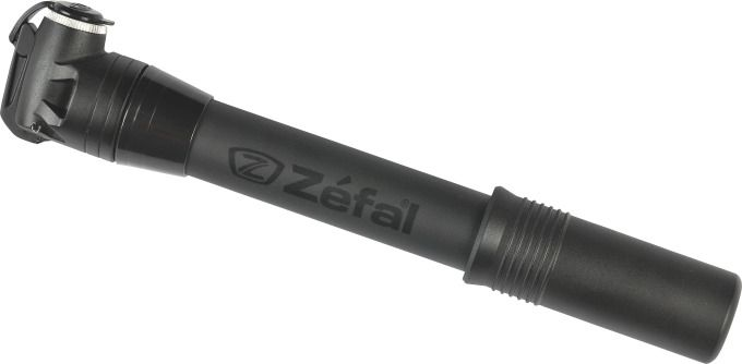 ZEFAL PUMPA MINI MTB ALU Z CROSS AL 7BAR 156G MATT FEKETE
