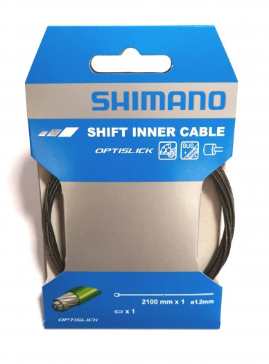 SHIMANO OPTISLICK VÁLTÓBOWDEN [1,2x2100 mm]