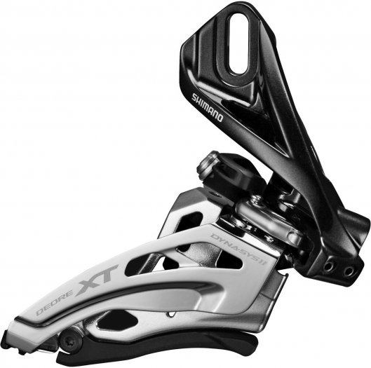 SHIMANO XT FD-M8020 DIRECT MOUNT, 2X11, MTB ELSŐ VÁLTÓ - SIDE SWING
