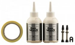 BIKEWORKX TUBELESS READY KIT - MTB